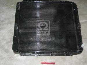 Радиатор водяного охлаждения (54115-1301010) КАМАЗ-54115 с повыш.теплоотд. (4-х рядн.) (пр-во ШААЗ)