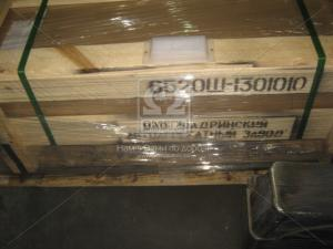 Радиатор водяного охлаждения (6520-1301010-10) КАМАЗ-6520, 6540 (3-х рядн.) (пр-во ШААЗ)