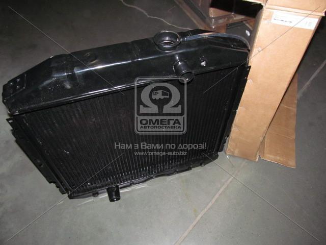 Радиатор ГАЗ-53 водяного охлаждения 53-1301010-С  (3-х рядн.) медн. <ДК>