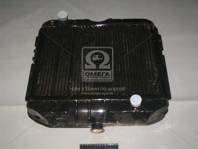 Фото Радиаторы охлаждения, Радиаторы ГАЗ Радиатор ГАЗ-51 водяного охлаждения ВК51А-1301006 (3-х рядн.) (пр-во ШААЗ)