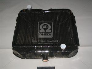 Радиатор ГАЗ-51 водяного охлаждения ВК51А-1301006 (3-х рядн.) (пр-во ШААЗ)