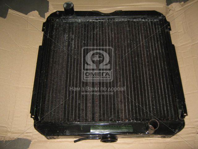 Радиатор ГАЗ-52  водяного охлаждения 5207-1301010 (3-х рядн.) (пр-во Украина)