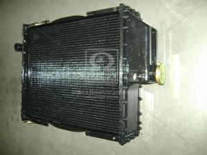 Радиатор  охлаждения  МТЗ, Т-70 с дв. Д-240, 241 (4-х рядн.) 70П.1301.010  (пр-во г.Оренбург)