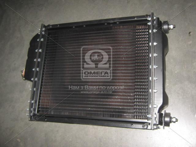 Радиатор  охлаждения  МТЗ, Т-70 с дв. Д-240, 243 (4-х рядн.) 70У.1301.010  (пр-во г.Бишкек)