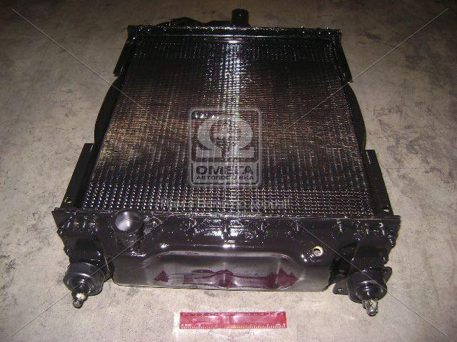 Радиатор водяного охлаждения  МТЗ, Т-70 с дв. Д-240, 241 (4-х рядн.) 70У.1301.010 (пр-воБишкек)