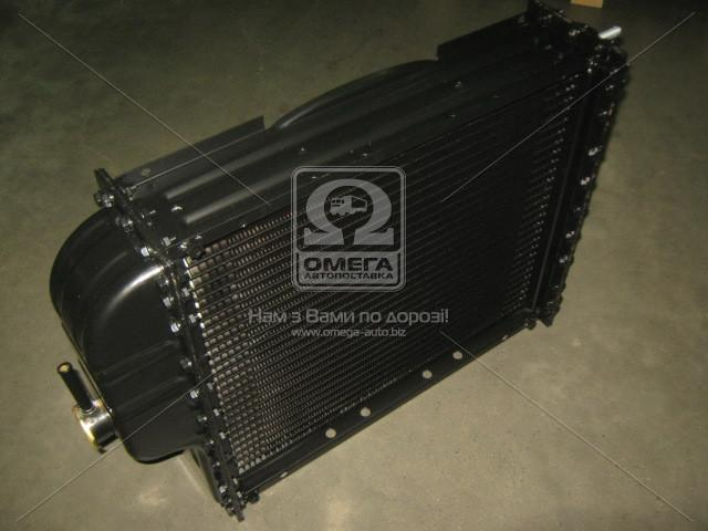 Фото Радиаторы охлаждения, Радиаторы МТЗ Радиатор  охлажденияМТЗ, Т-70 с дв. Д-240, 241 (5-и рядн.) 70У-1301010  (медь-латунь) (пр-во Турция)