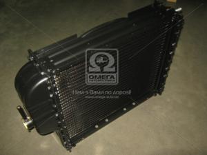 Радиатор  охлажденияМТЗ, Т-70 с дв. Д-240, 241 (5-и рядн.) 70У-1301010  (медь-латунь) (пр-во Турция)