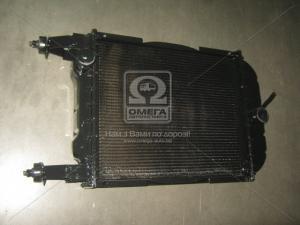 Радиатор водяного охлаждения  МТЗ-1221 (4-х рядн.) 1221.1301010 (пр-во г.Оренбург)