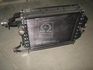 Радиатор водяного охлаждения МТЗ-1221 (4-х рядн.) 1221.1301.010 (пр-во г.Бузулук)
