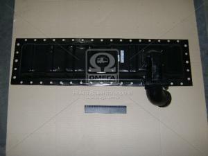 Бак радиатора (150У.13.040) Т-150, НИВА нижний (пр-во г.Оренбург)