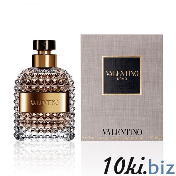 Туалетная вода valentino uomo valentino for men edt, 100ml купить в Вологде - Парфюмерия мужская