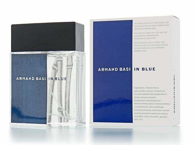 Туалетная вода Armand Basi Armand Basi In Blue, 100 ml