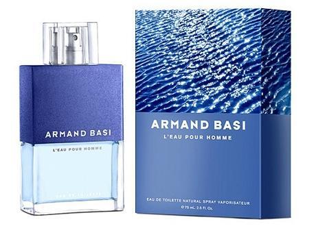Туалетная вода Armand Basi L'Eau Pour Homme, 125 ml