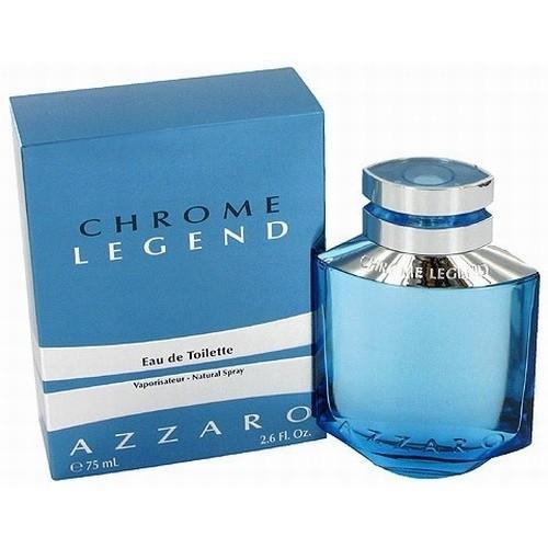 Туалетная вода Azzaro Chrome Legend, 75мл