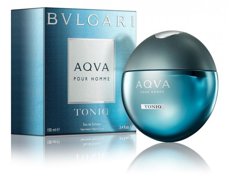 Туалетная вода Bvlgari Aqua Pour Homme Toniq, 100 ml