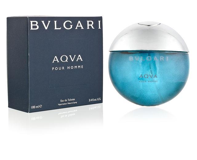 Туалетная вода Bvlgari Aqua Pour Homme, 100 ml