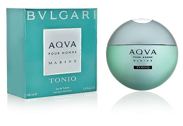 Туалетная вода Bvlgari Aqva Pour Homme Marine Toniq, 100 ml