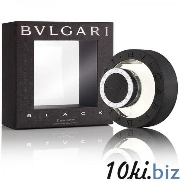 Туалетная вода Bvlgari Black men, 100ml