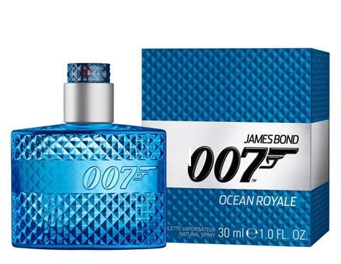 Туалетная вода Eon Productions James Bond 007 Ocean Royale, 75мл