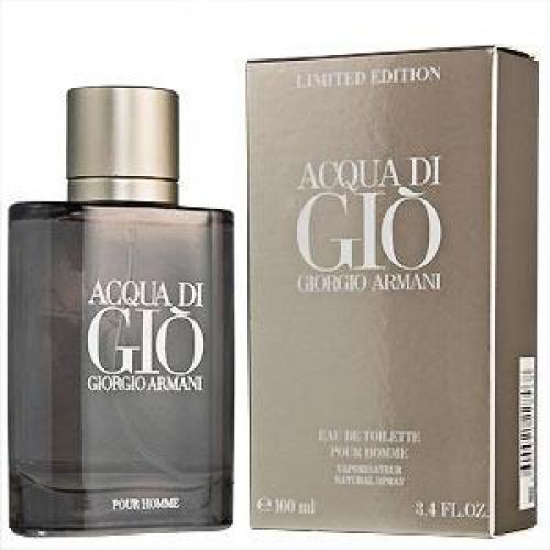 Туалетная вода Giorgio Armani Aqua Di Gio Men Limited Edition, 100 ml