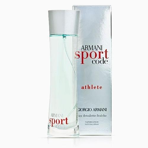 Туалетная вода Giorgio Armani Armani Code Sport Athlete, 125 ml