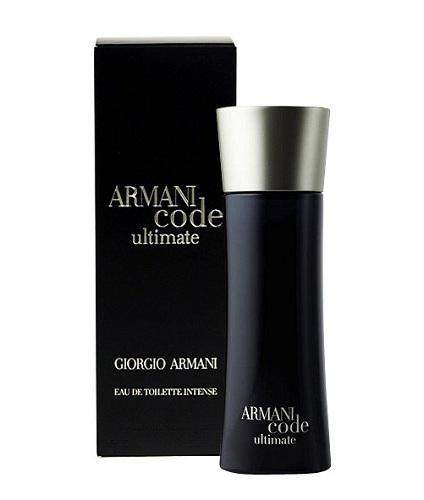 Туалетная вода Giorgio Armani Armani Code Ultimate, 75 ml
