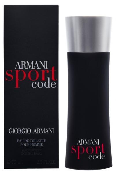 Туалетная вода Giorgio Armani (Armani сode Sport) 100 ml