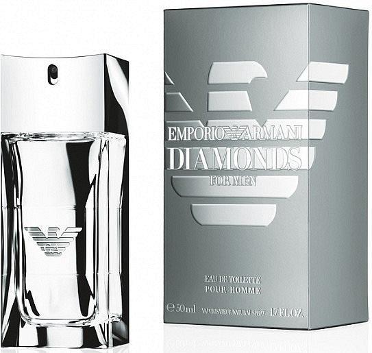Туалетная вода Giorgio Armani Emporio Armani Diamonds for Men, 100 ml