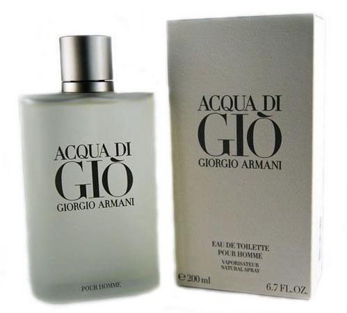 Туалетная вода Giorgio Armani Acqua Di Gio, 200 ml