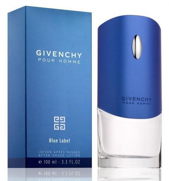 Туалетная вода Givenchy Pour Homme Blue Label, 100 ml