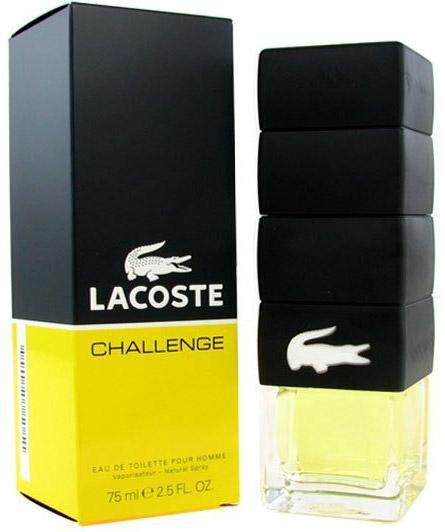 Туалетная вода Lacoste Challenge, 90 ml