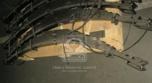 Рессора задняя (33104-2912010) ГАЗ-33104 Валдай (пр-во ГАЗ)