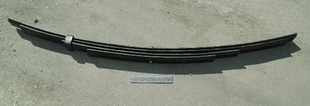 Рессора задняя дополнительная (3309-2913012) ГАЗ-53,3307 4-лист (пр-во ГАЗ)
