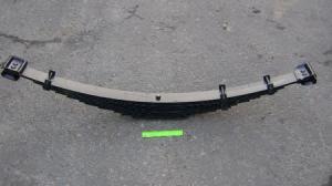 Рессора передняя (53-2902012-02) ГАЗ-53 12-лист. 1225мм (пр-во Чусова)