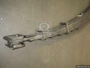 Рессора передняя (66-2902012-03) ГАЗ-66, ПАЗ 9-лист. (пр-во Чусова)