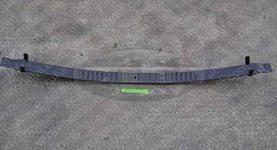 Лист рессоры № 3 передней (33104-2902051-01) ГАЗ-33104 Валдай 1450мм з хомутом (пр-во ГАЗ)