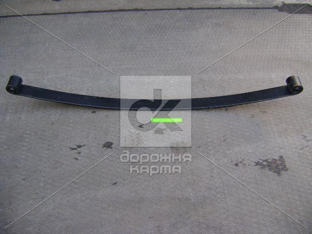 Лист ресори N1 передней 3302-2902100-11 ГАЗ-3302,2705 з шарнірами L1500мм (пр-во ГАЗ)