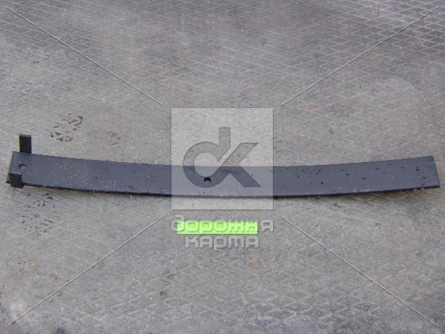 Лист ресори № 3 передней 3302-2902050 ГАЗ-3302 890мм з хомутом (пр-во ГАЗ)