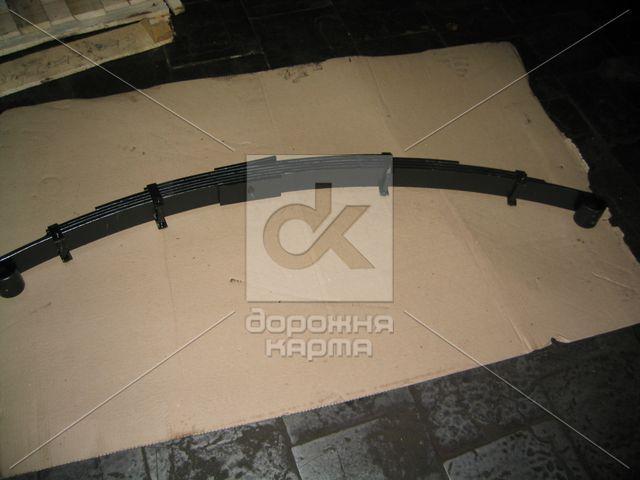 Рессора передняя (5301-2902012-02) ЗИЛ-5301 (<Бичок>) 7-лист. (пр-во Чусова)