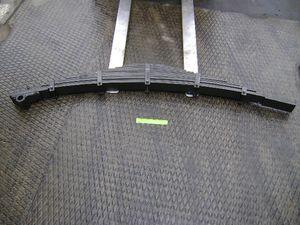 Рессора передняя (130-2902007-03) ЗИЛ 15 лист б/вушка (с/о)