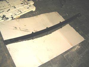 Рессора передняя (130-2902007-03) в сб. ЗИЛ-130 11-лист. (пр-во Чусова)