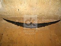 Рессора задняя дополнительная (130-2913007-02) ЗИЛ-130 9-лист. (пр-во Чусова)