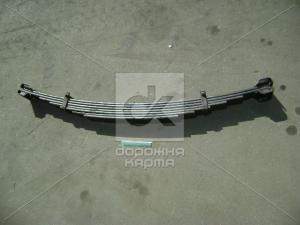Ресора передняя (214-2902012-06.7) КрАЗ, Т-150 7-лист. (пр-во Чусовая)