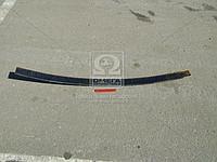 Лист рессоры  КамАЗ № 4 передней 55111-2902104-01, 1355мм (пр-во Чусовая)
