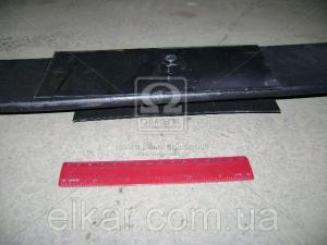 Рессора КамАЗ-4308 задняя дополнительная 4308-2913012-10,  1-лист. (пр-во Чусовая)