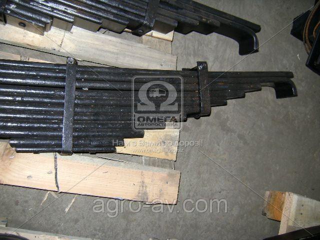 Рессора задняя  КАМАЗ-5322 11-лист. 5322-2912012-02  (облегченная из стали ПП) (пр-во Чусовая)