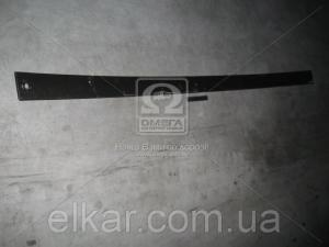 Лист рессоры № 1 передней 5336-2902101 МАЗ 1980мм (пр-во Чусовая)