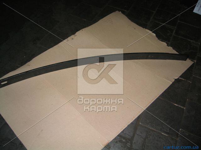 Лист рессоры № 2 передней 5335-2902102-01 МАЗ 1850мм (пр-во Чусовая)