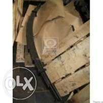 Рессора передняя 64222-2902012 МАЗ-64222 7-лист. (МАЗ, МАН) (пр-во Чусовая)