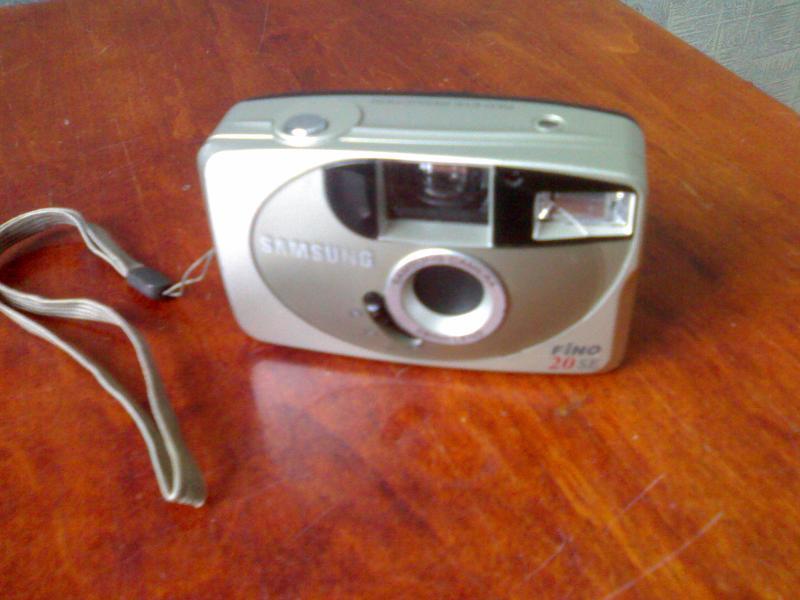 Фотоаппарат «Samsung» FINO 20 SF.
